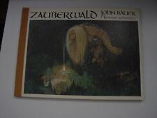 Zauberwald, John Bauer, Lennart Rudström, 1979