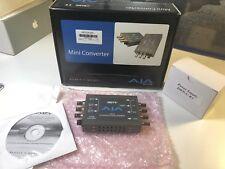 Aja Hd10a HD Analog to Hd-sdi Converter HDTV Rev C