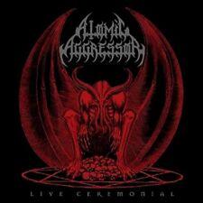 ATOMIC Aggressor-Live ceremonial-CD/death metal