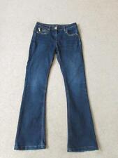 Wallis Indigo, Dark Wash Straight Leg Jeans for Women