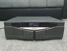 Kenwood series 21 Double Tape Deck X-w320 RARE