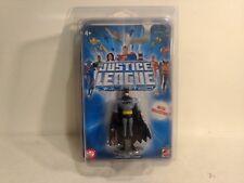Liga de la Justicia Ilimitado Batman Figura Metal Colección de Mattel 2004 t1340