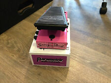 George Dennis GD65 - Parametric Wah Volume Guitar Effects Pedal - FREE SHIPPING
