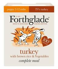 Forthglade Complete Meal Puppy Turkey with Brown Rice & Vege