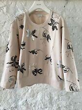 Dries Van Noten Floral Print Knit Top
