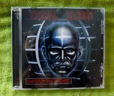 ETERNAL DECISION CD GHOST IN THE MACHINE VERY RARE CHRISTIAN METAL