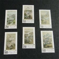 nystamps Taiwan China Stamp # 1688-1693 Mint OG NH $32