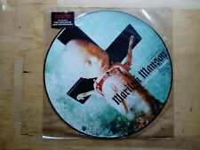 "MARILYN MANSON Disposable teens RARE 12"" Pic Disc UNPLAYED!! INDIE Industrial"
