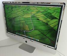"Apple iMac 12.2 i5 2.7GHz 27"" 1TB HDD 14GB DDR3 512MB GRAPHICS OSX 10.13 (99)"