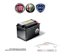 Original Fiat Auto Starterbatterie Mopar 52Ah 12V Akku Dacia Kia Opel VW 1.4 1.6