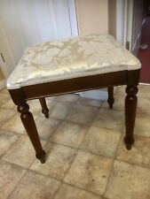 A Very Pretty Dressing Table / Bedroom Stool