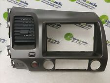 2006 2007 2008 2009 Honda Civic OEM Radio Navigation Trim Bezel