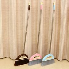 Non Slip Handle Clean Sweeper Floor Broom Suit Stainless Steel Superfine Fiber