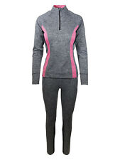 LADIES MARKS & SPENCER ACTIVEWEAR SPORTS TOP & LEGGINGS SOLD SEPARATELY GYM RUN