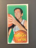 1970-71 Topps #7 Bill Bradley HOF New York Knicks EX