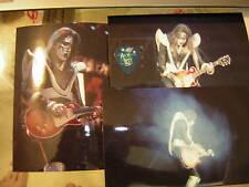 KISS ACE FREHLEY GUITAR PICK CITY  LAS CRUCES 3/14/2000  W/UNPUB.PHOTOS