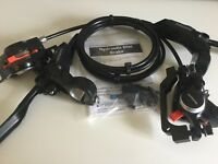 Shimano BR-BL-M315 MTB Hydraulic Disc Brakes Set Pre-Bled Front and Rear