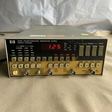 HP 8116A Pulse/Function Generator 50MHz