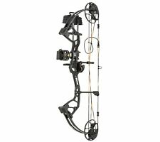 Bear Archery Royale RTH Package (Shadow) 50lb Limbs Right Hand Compound Bow