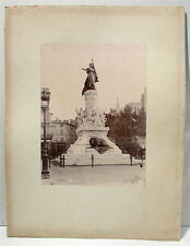 MIESIENSKI à Avignon : 4 photographies originales 1891