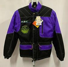 Motorradjacke Motorrad Jacke Enduro Textilgewebe MSK Gr. S #J065