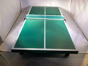 Indoor Table Tennis Mini Folding Ping Pong Desk Parent-Child Game Set Sport