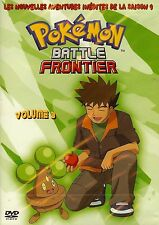 POKEMON BATTLE FRONTIER - SAISON 9, VOL.3 /*/ DVD DESSIN ANIME