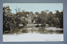 R&L Postcard: Guy Cliff's House Warwick, Burgis & Colbourne 1904