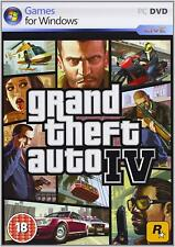 Grand Theft Auto GTA IV (PC Game) Welcome to Liberty City