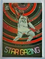 Donovan Mitchell *Red* 'Stargazing' 2019-20 Donruss Optic 🏀 #54/99 - Utah Jazz
