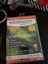 Webroot Secure Anywhere 3 Devices