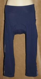 Baleaf - Navy Blue - Bicycle Cycling Compression Pants UPF50+ sz L *BRAND NEW!!