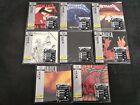 Metallica Japan SHM-CD Mini LP X 8 Albums W/OBI Brand New