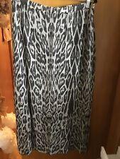 Christopher & Banks Skirt - Animal Print Size 12