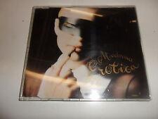 CD  Madonna - Erotica