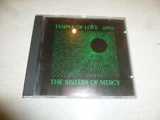 SISTERS OF MERCY - Temple Of Love 1992 - 1992 UK 4-track CD single