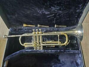 C.G. Conn Constellation Vintage Jazz Trumpet Serial Number E51336