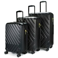 19V69 Italia Arrow Expandable ABS Spinner Luggage