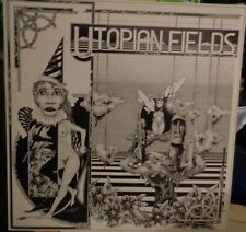 "Utopian Fields: ""Utopian Fields"", LP, TRUE BRAND NEW, UNPLAYED, POSTER, M/M-"