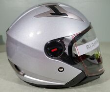 Speed And Strength Helmet SS2210 Solid Speed Silver 871357 M
