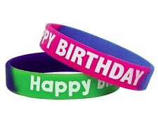Teacher Created Resources Fancy Happy Birthday Wristbands - Silicone (6571_40)