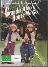 To Grandmother's House We Go NEW PAL/NTSC Kids DVD Ashley & Mary-Kate Olsen