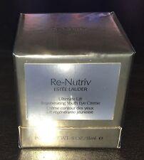 Estee Lauder Re-Nutriv Ultimate Lift Regenerating Youth Eye Creme - 0.5 oz - NEW