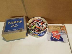 1940's Topps Chewing Gum Store Counter Display NEW OLD STOCK COMPLETE
