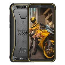 Blackview BV5500 Plus Outdoor Handy Android 10 Smartphone 3GB+32GB 4400mAh Gelb