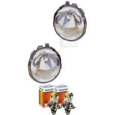 Scheinwerfer Set VW Lupo 98-05 auch für 3L TDI Carello H4 inkl. Lampen 1367140