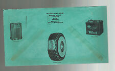 1943 Point of Mialing Canada Car parts Commercial Window Cover
