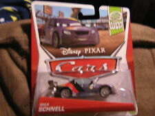 DISNEY PIXAR CARS 2 WORLD GRAND PRIX MAX SCHNELL