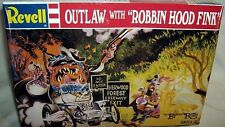 revell ED ROTH OUTLAW WITH ROBBIN HOOD FINK CARICATURE