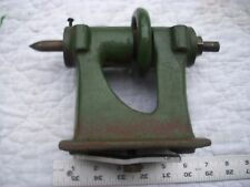 """Tailstock Assembly  from Sears Companion 8"""" Wood Lathe with 2 1/2"""" Bed rail gap"""